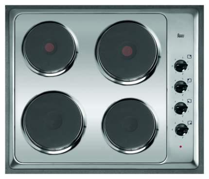 Встраиваемая варочная панель электрическая THOR TEB 640 4P Silver