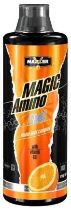 Аминокислотный комплекс Maxler Amino Magic Fuel 1000 мл апельсин