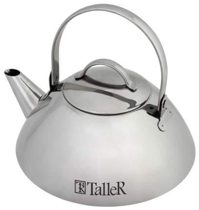 Заварочный чайник TalleR 1345 Серебристый