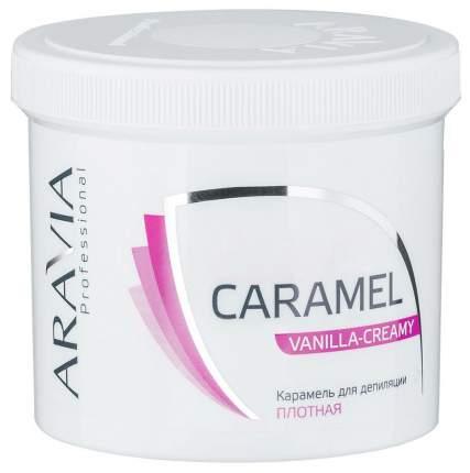 Паста для шугаринга Aravia Professional Caramel Ванильно-сливочная 750 г