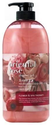 Гель для душа Welcos Body Phren Shower Gel Oriental Rose 730 мл