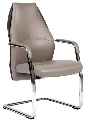 Офисный стул CHAIRMAN BASIC V, бежевый/серый