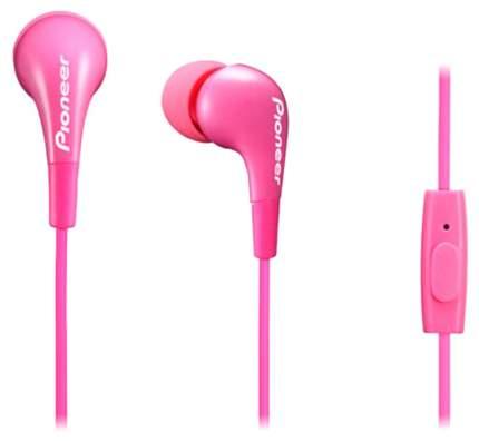 Наушники Pioneer SE-CL502T Pink