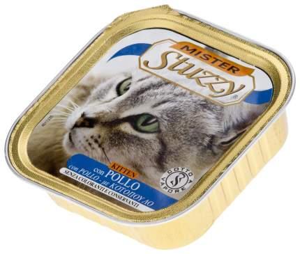 Консервы для котят Mister Stuzzy, курица, 32шт, 100г