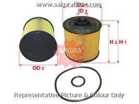 Фильтр топливный Sakura EF1003