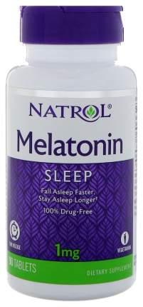 Добавка для сна Natrol Melatonin медленное высвобождение 90 табл.