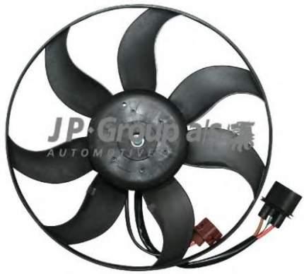 Вентилятор радиатора JP Group 1199106200