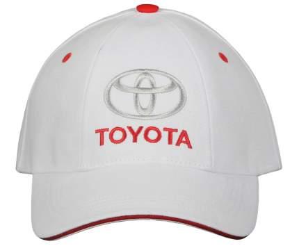 Бейсболка Toyota TMC1105BKT Classic White