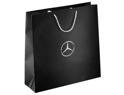 Большой подарочный пакет Mercedes B66953220 Paper Bag Large 2017