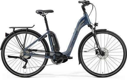 """Электровелосипед Merida eSpresso City 200 EQ 2019 20"""" gray"""