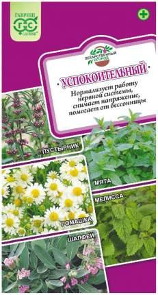 Лекарственный огород Успокоительный, 0,8  г Гавриш