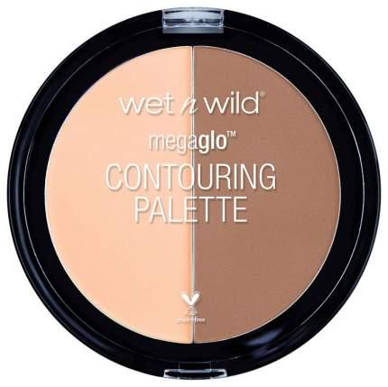 Корректор для лица Wet n Wild Megaglo Contouring Palette Contour E7491 Dulce de leche 18 г