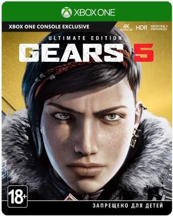 Игра Gears 5 Ultimate Edition для Xbox One