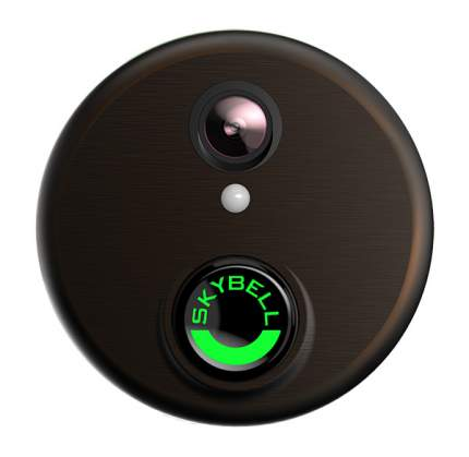 Умный дверной звонок c WiFi Skybell Smart Video Doorbell Bronze