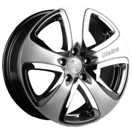 Racing Wheels Premium  Н-370  8,0\R18 5*100 ET45  d73,1  HS CW