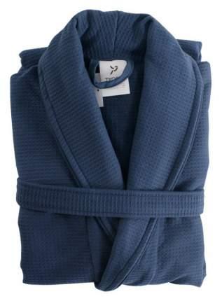 Халат банный темно-синего цвета Essential L/XL