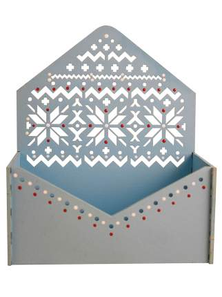 Подарочная упаковка Канышевы ПУ554-02-0700