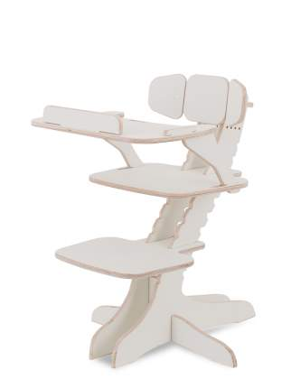 Растущий детский стул Kandle BabySmart со столиком кремовый