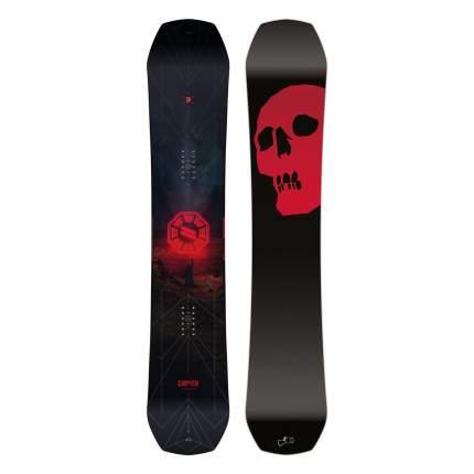 Сноуборд Capita Black snowboard of death 2020, 162 см