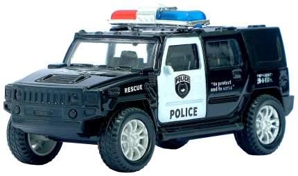 Коллекционная модель Автоград Полицейский джип 3232593