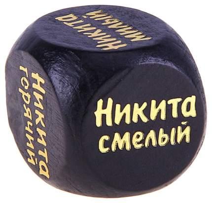 Кубик для настольных игр Sima-Land Никита 647197