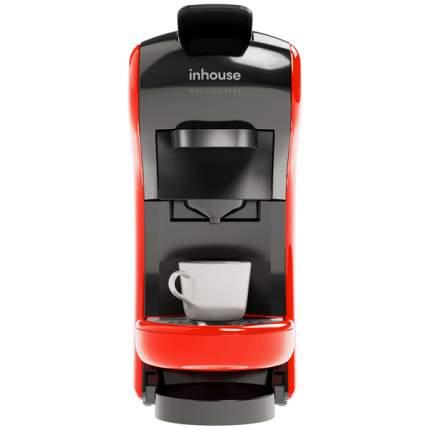 Кофемашина капсульного типа Inhouse ICM1901BR