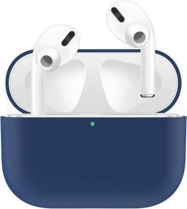 Чехол для Apple AirPods Pro Dark BLue