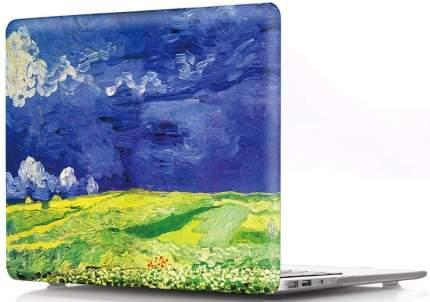 Накладка i-Blason Cover для MacBook Pro 15 Retina (Field Oil Painting)