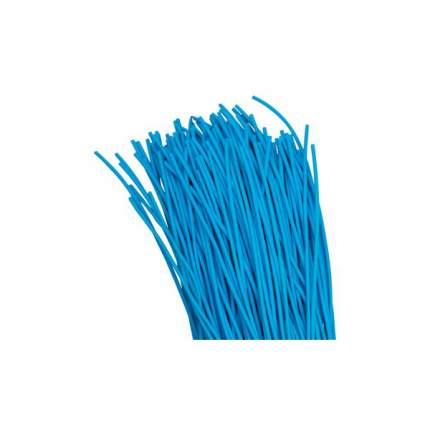 Термоусадка EKF ТУТ  4/2 синяя в отрезках по 1м PROxima 100 шт