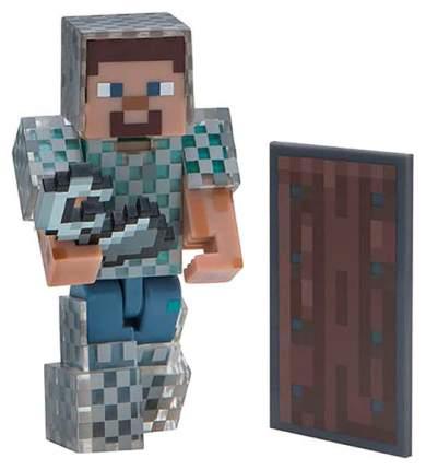Фигурка Minecraft Steve in Chain Armor 16493
