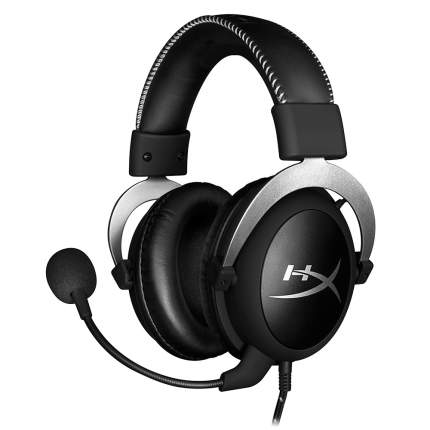 Игровые наушники HyperX CloudX Gaming Headset - Xbox Official Licensed - Gun Metal