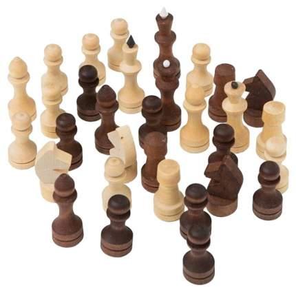 Фигуры шахматные Россия обиходные, лакированные