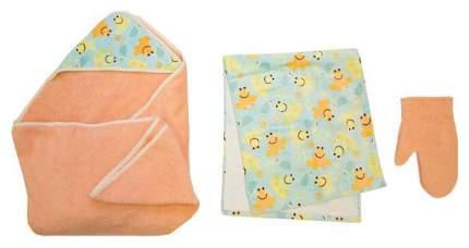 Комплект для купания Baby Nice Персиковый