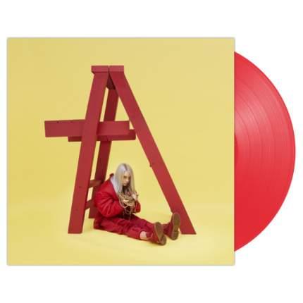 "Billie Eilish  Dont Smile At Me (Coloured Vinyl)(12"" Vinyl EP)"