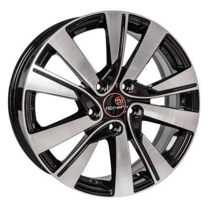 Колесные Диски Remain Nissan Terrano R185 7,0\R17 5*114,3 ET48 d66,1 Алмаз-черный 18501AR