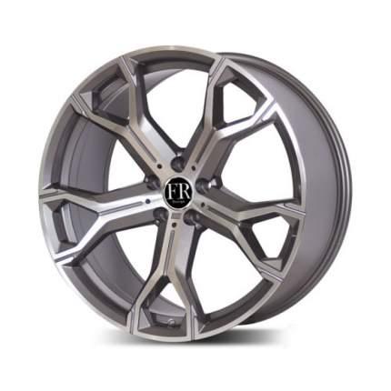 Колесные Диски Replica FR BMW B5498 10,5\R21 5*112 ET43 d66,6 GMF