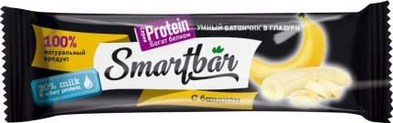 Батончик Smartbar Protein с бананом в глазури 40г