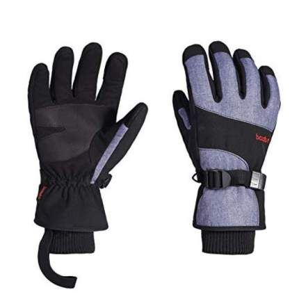 Зимние перчатки для сноуборда Boodun Cowboy, S