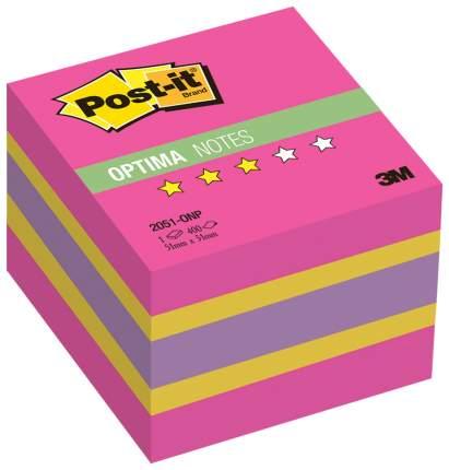 Блок самоклеящийся Post-it Optima 2051-ONP 400 шт