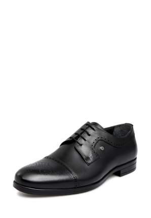 Туфли мужские Pierre Cardin 03406550 черные 45 RU