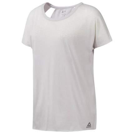 Футболка Reebok Distressed, white, M INT