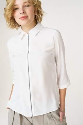 Блуза женская adL 13029191002 белая 42 RU