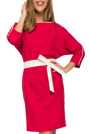 Платье женское Gloss 24337(12) красное 40 RU