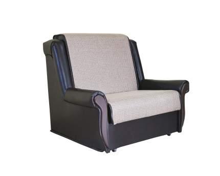 Кресло кровать Аккорд М рогожка бежевый