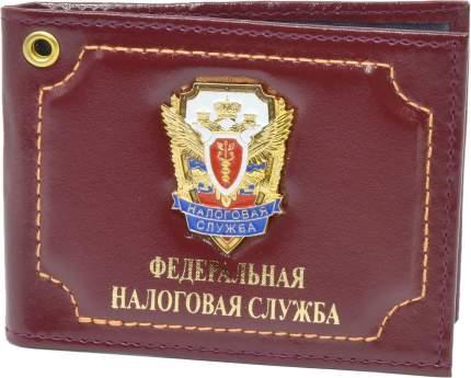 Обложка для удостоверения Mashinokom ФНС бордовая