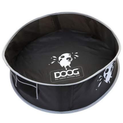 Бассейн для собак Doog Small, черный, 65 х 65 х 23 см