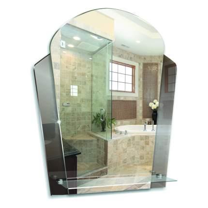 """Зеркало для ванной MIXLINE """"Тюльпан"""" 485*575"""