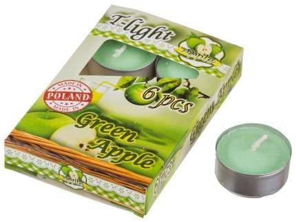 Набор свечей Adpal 348-478 Зеленый