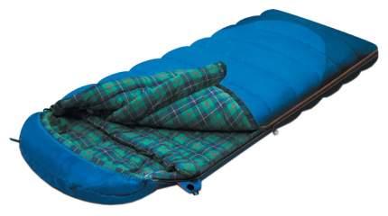 Спальный мешок Alexika Tundra Plus синий, левый