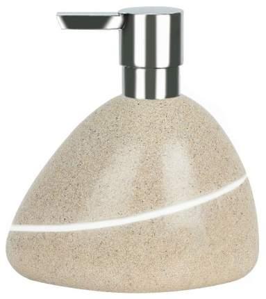 Дозатор для мыла Spirella Etna Stone Бежевый